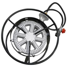high output portable propane burner