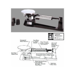 Triple Beam Balance Scale