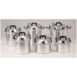 All American Pressure Cookers