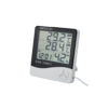 Thermometer with Clock and Humidity Monitor, humidity monitor with clock