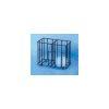 Epoxy Coated Wire Petri Dish Rack