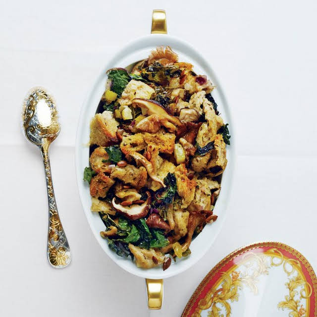 autumn mushroom recipes
